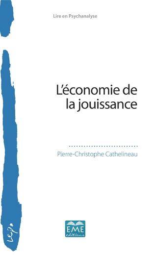 Couverture L'économie de la jouissance