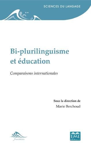 Couverture Bi-plurilinguisme et éducation