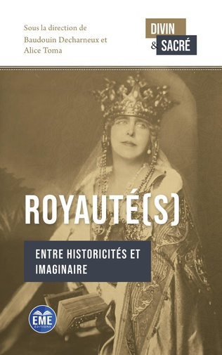 Couverture Royauté(s)