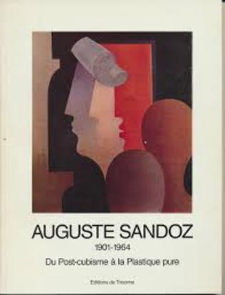 Couverture Auguste Sandoz 1901-1964