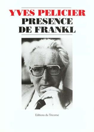 Couverture Présence de Frankl