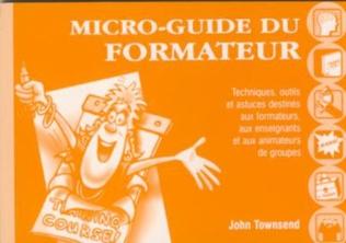 Couverture Micro-guide du formateur