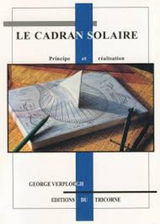 Couverture Le cadran solaire