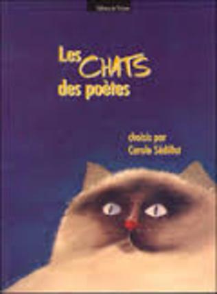 Couverture Les chats des poètes