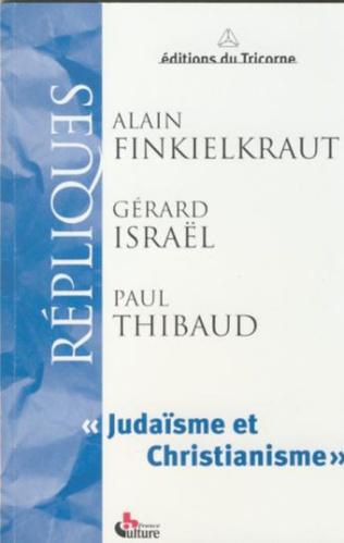 Couverture Judaïsme et christianisme