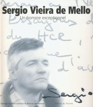 Couverture Sergio Vieira de Mello