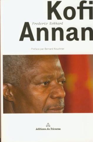 Couverture Kofi Annan