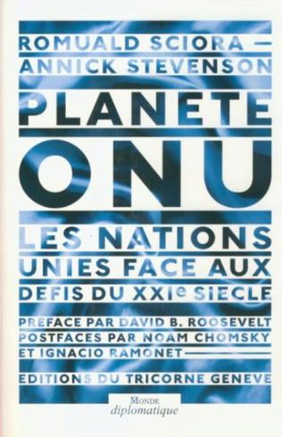 Couverture Planète ONU