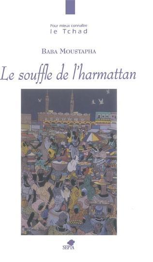 Couverture LE SOUFFLE DE L'HARMATTAN