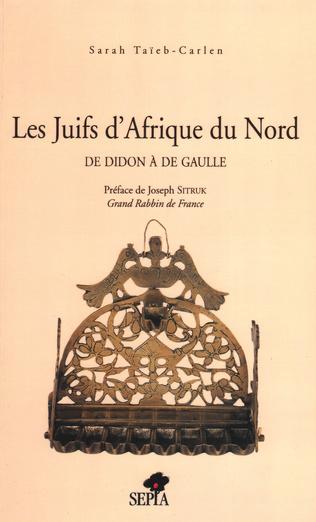 Couverture LES JUIFS D'AFRIQUE DU NORD