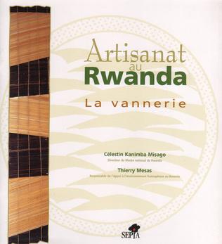 Couverture ARTISANAT AU RWANDA