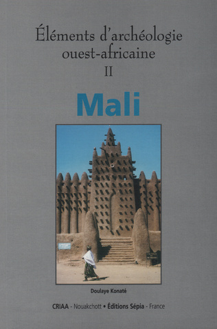 Couverture ÉLÉMENTS D'ARCHÉOLOGIE OUEST-AFRICAINE II