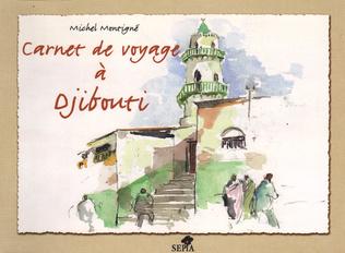 Couverture CARNET DE VOYAGE À DJIBOUTI
