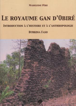 Couverture ROYAUME GAN D'OBIRÉ