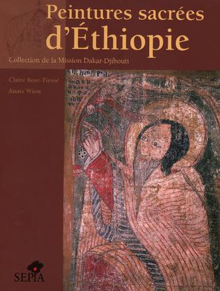 Couverture Peintures sacrées d'Éthiopie