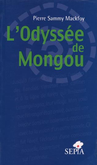 Couverture ODYSSÉE DE MONGOU