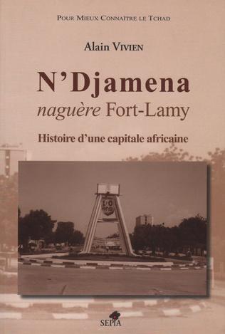 Couverture N'DJAMENA