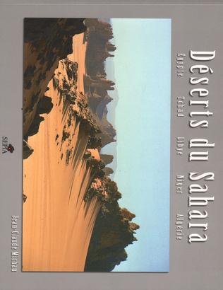 Couverture DÉSERTS DU SAHARA