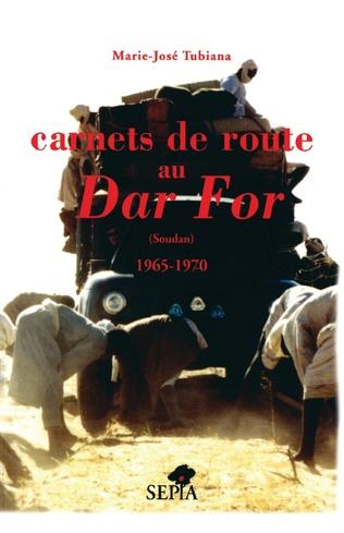 Couverture CARNETS DE ROUTE AU DAR FOR