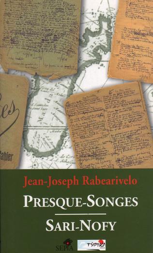 Couverture PRESQUE-SONGES