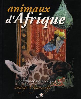 Couverture ANIMAUX D'AFRIQUE