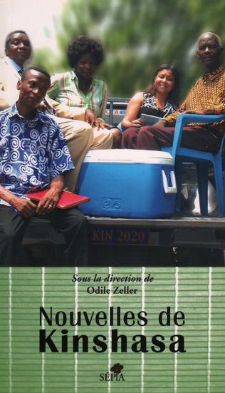 Couverture Nouvelles de Kinshasa