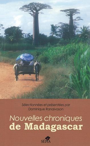 Couverture Nouvelles chroniques de Madagascar