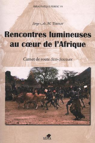 Couverture RENCONTRES LUMINEUSES AU COEUR DE L'AFRIQUE