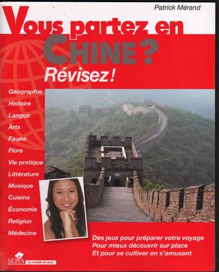 Couverture VOUS PARTEZ EN CHINE ?