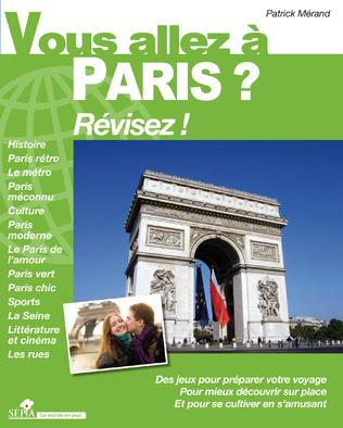 Couverture VOUS ALLEZ À PARIS ?