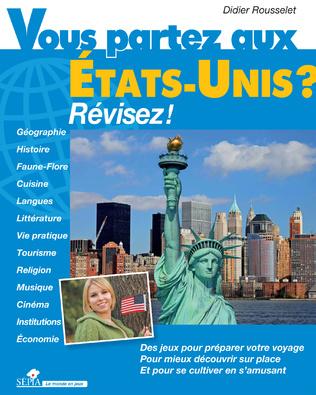 Couverture Vous partez aux États-Unis?