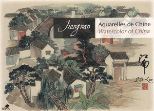 Couverture JIANGNAN - AQUARELLES DE CHINE / WATERCOLOR OF CHINA