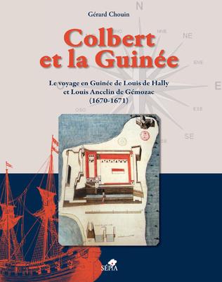 Couverture Colbert et la Guinée