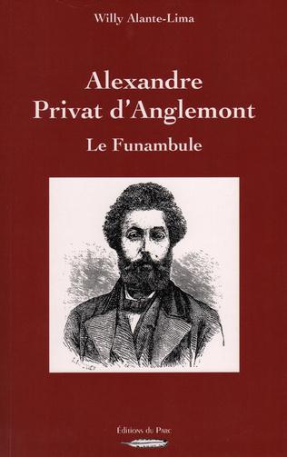 Couverture Alexandre Privat d'Anglemont