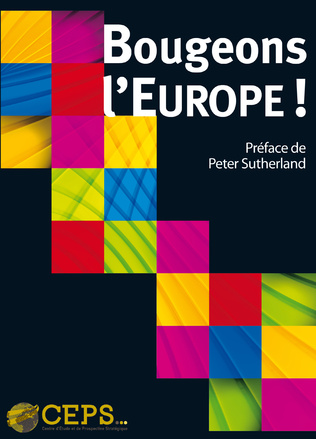 Couverture BOUGEONS L'EUROPE !