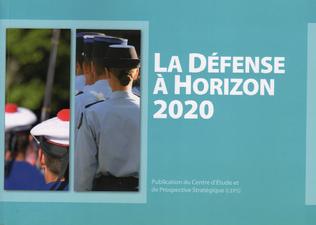 Couverture LA DÉFENSE À HORIZON 2020