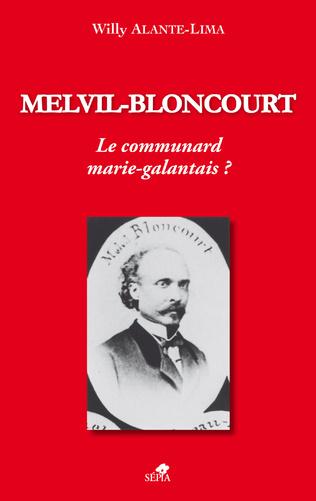 Couverture MELVIL BLONCOURT