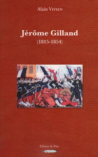 Couverture JÉRÔME GILLAND