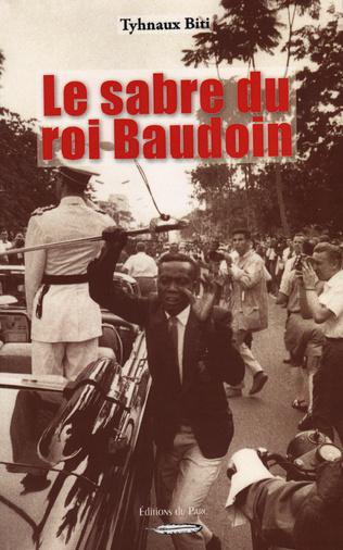 Couverture LE SABRE DU ROI BAUDOUIN