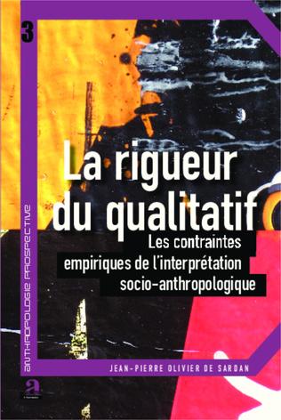 Couverture LA RIGUEUR DU QUALITATIF