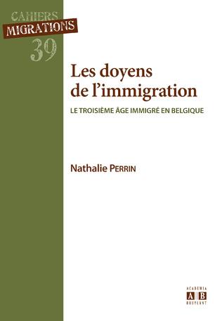 Couverture LES DOYENS DE L'IMMIGRATION