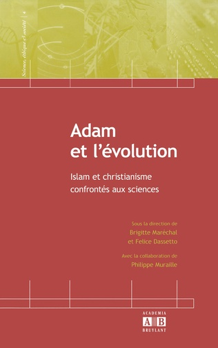 Couverture ADAM ET L'EVOLUTION