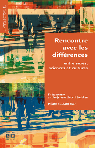 Couverture RENCONTRE AVEC LES DIFFERENCES ENTRE SEXES, SCIENCES & CULTURES