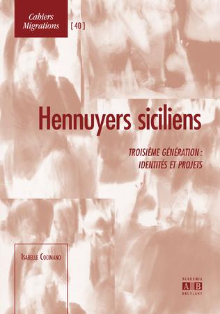 Couverture HENNUYERS SICILIENS