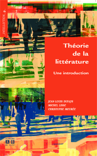 Couverture THEORIE DE LITTERATURE