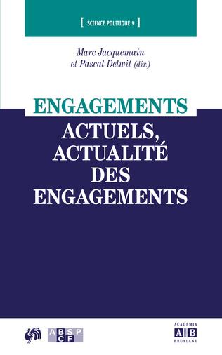 Couverture Engagements actuels, actualité des engagements