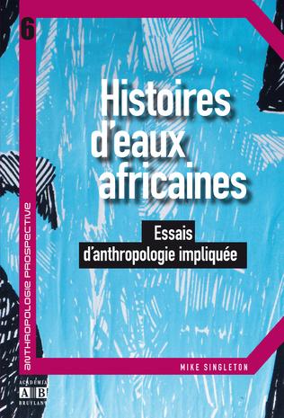 Couverture Histoires d'eaux africaines