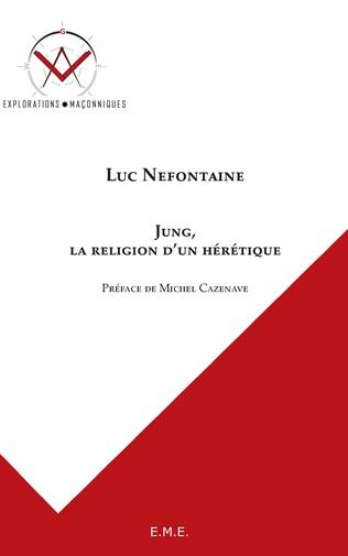 Couverture Jung, la religion d'un hérétique