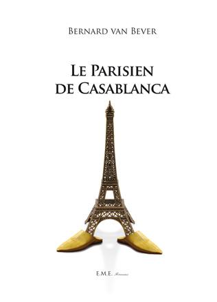 Couverture Le Parisien de Casablanca