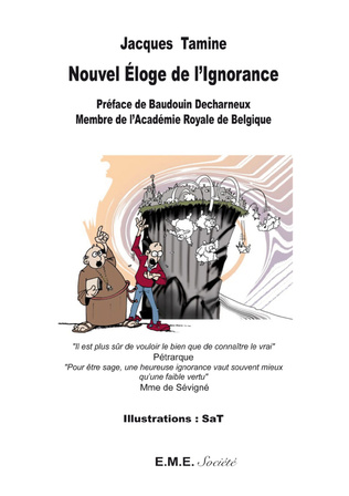 Couverture Nouvel éloge de l'ignorance